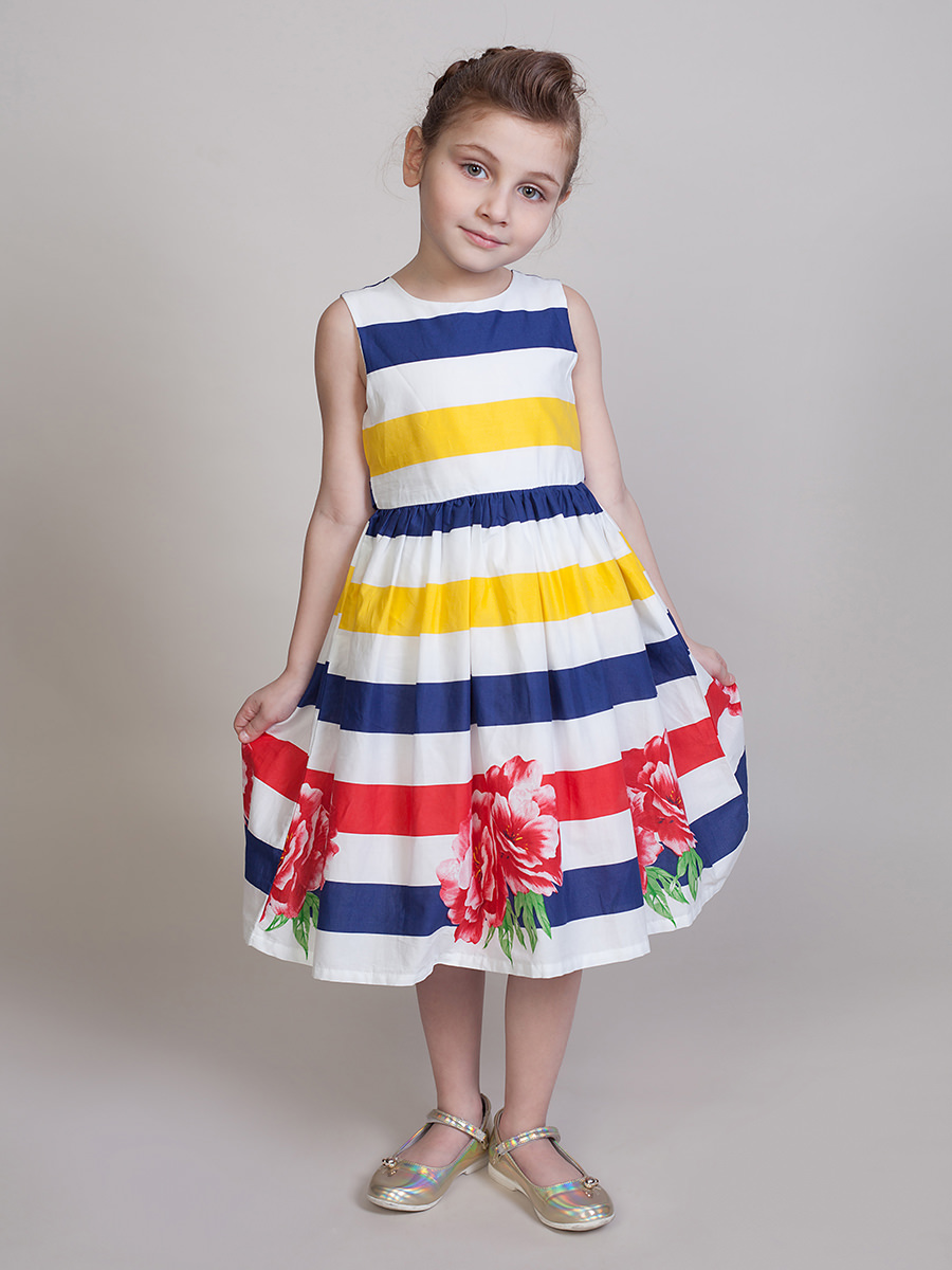 [Available with 10.11] Dress textile for girls платье для девочек new 2014 girl party dress princess girls wedding dresse 1 2 6y ccc330 chiffon girls flower party dress with bow