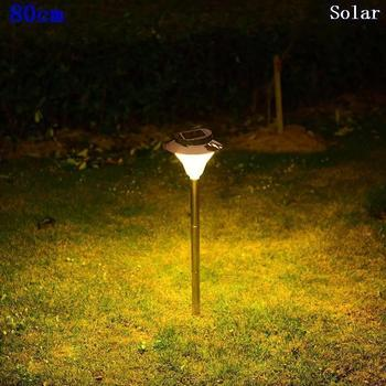 Lampara Bahce Aydinlatma Luce Para Ogrodowe Exterieur Jardin Tuinlamp Solar Led Light Outdoor Tuinverlichting Tuin Lamp