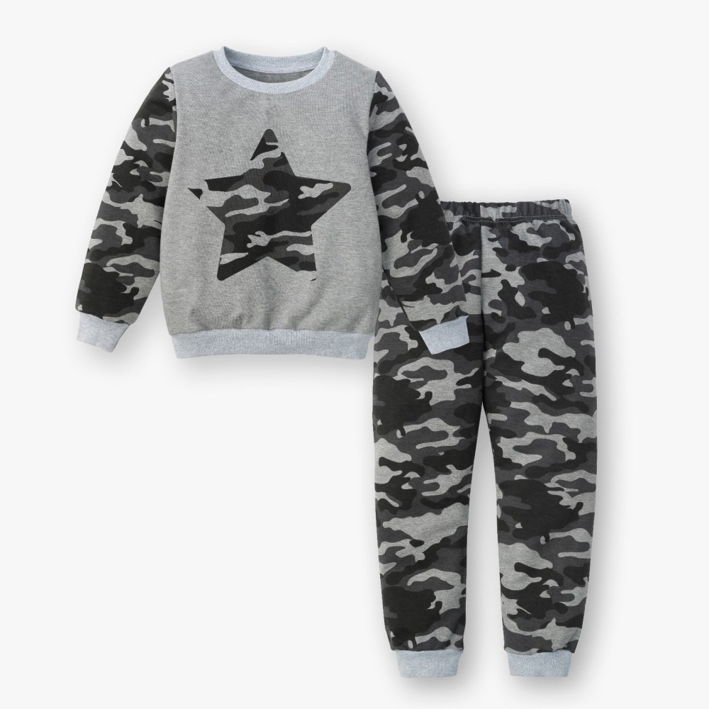 Suit children's KAFTAN: cardigan and pants Star growth 3 6 years new spring and autumn high quality sweat suit women outdoor camouflage sports suit 2pcs coat pants tracksuit big size s 4xl