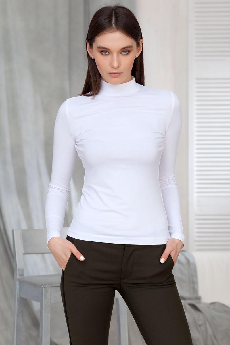 Turtleneck 0710000-01 ribbed turtleneck sweater