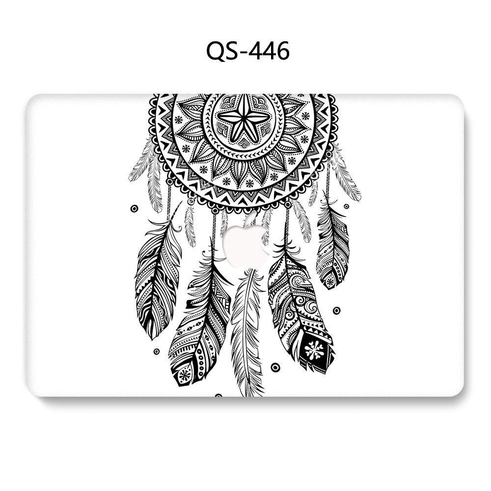 Image 4 - Новый горячий для MacBook Air Pro retina 11 12 13 15 для Apple Чехол сумка для ноутбука 13,3 15,4 дюймов с защитой экрана клавиатуры-in Сумки и чехлы для ноутбука from Компьютер и офис