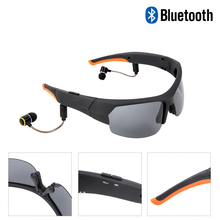 Outdoor Cycling Hands-free Voice Smart Glasses 3D Polarized Glasses Bluetooth 4.