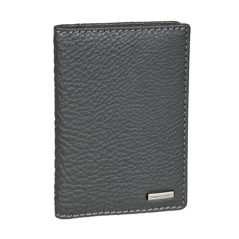 Cover for avtodokumentov Gianni Conti 9517463 dark gray