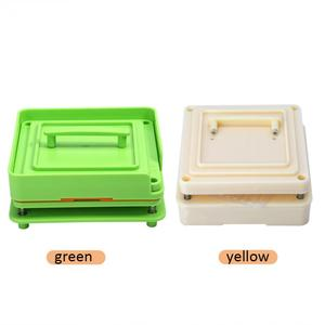 Image 2 - 100 Gaten Plastic Manual Capsule Filler Size 0 #1 # Capsule Poeder Filler Plaat Handmatige Vulmachine Tool Voor DIY Kruiden Capsule