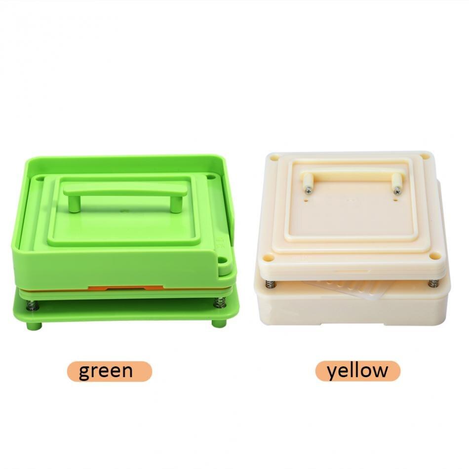 Image 2 - 100Holes Plastic Manual Capsule Filler Size 0# 1# Capsule Powder Filler Plate Manual Filling Machine Tool For DIY Herbal CapsulePill Cases & Splitters   -