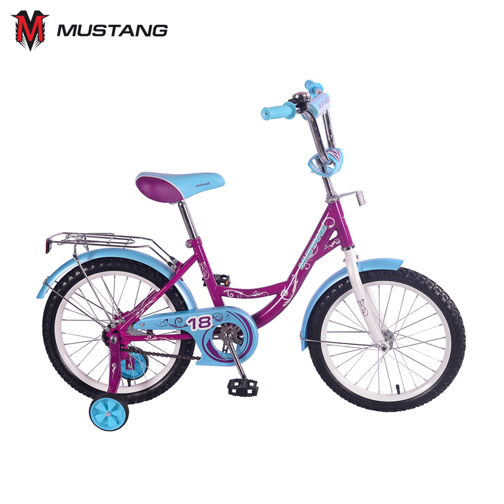 Bicycle Mustang 265172 bicycles teenager bike children for boys girls boy girl