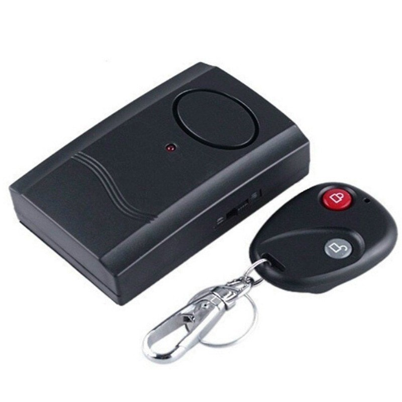 Motorcycle Anti-theft Alarm Security System Universal Wireless Remote Control Wireless Remote Control Alarm