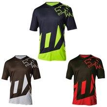 цена на Roupa Ciclismo Hot Sale Knitted Men Ropa Ciclismo 2018 Mtb Motocross New Moto Gp Mountain Bike Bmx Dh Long T Shirt Clothing