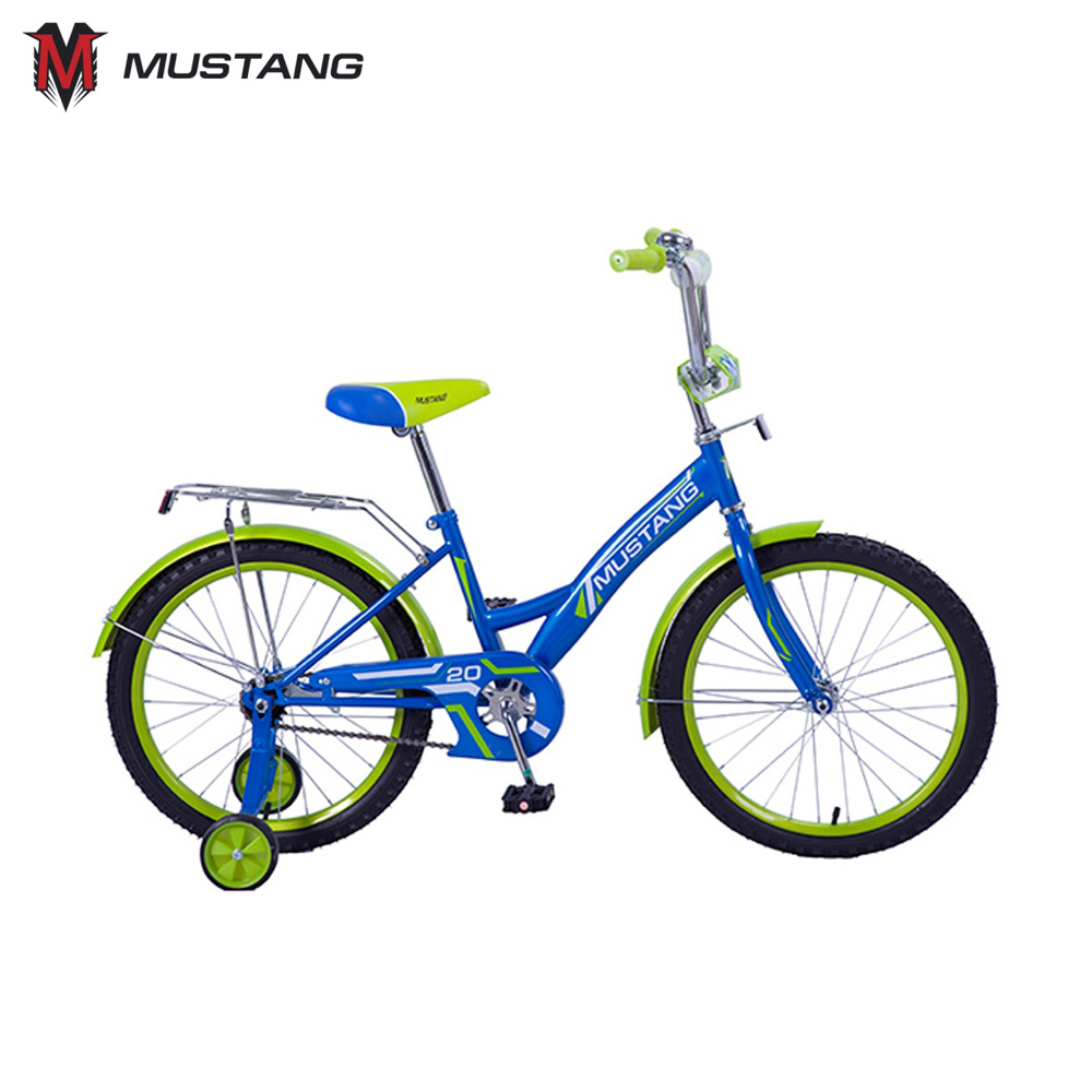 Bicycle Mustang 239449 bicycles teenager bike children for boys girls boy girl ST20001-GW