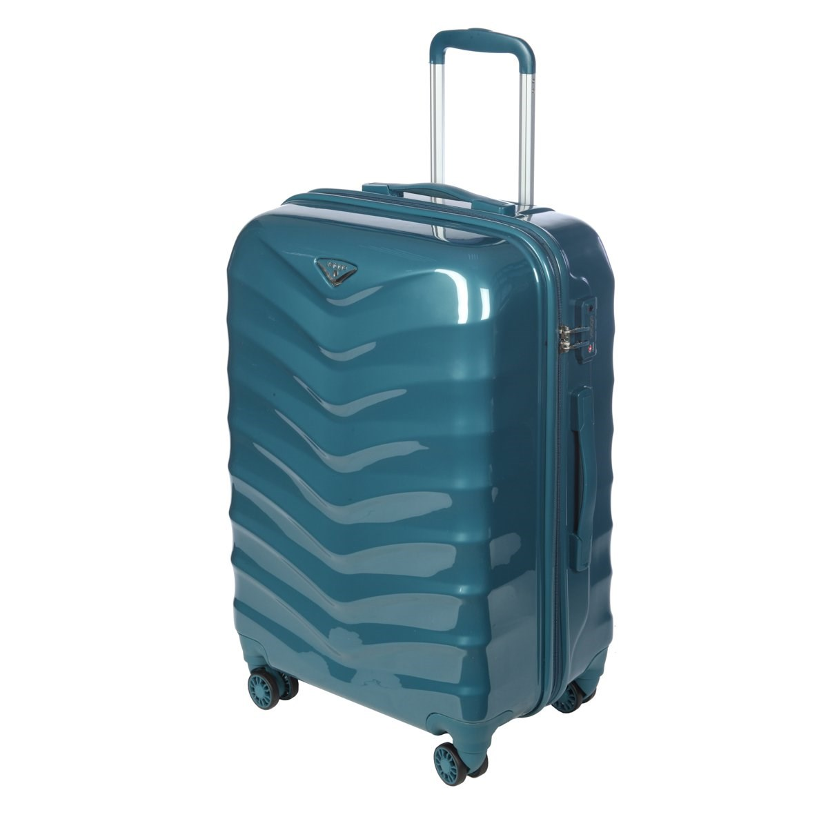 Suitcase-trolley Verage GM15059W24 smoke blue