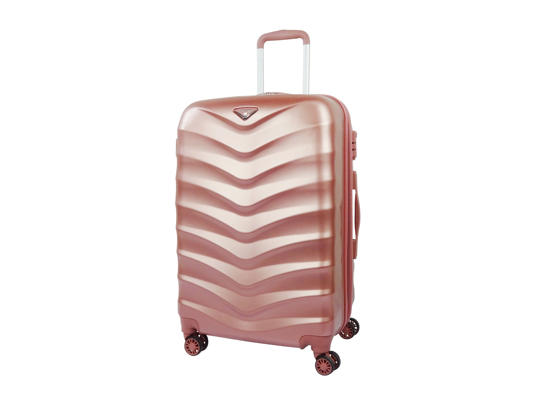 Suitcase-trolley Verage GM15059W24 rose gold