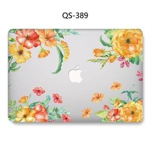 Image 4 - 2019 чехол для ноутбука Apple Macbook 13,3 15,6 дюймов для MacBook Air Pro retina 11 12 13 15,4 с защитной клавиатурой