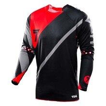 2018  seven mx motocross jersey sport wear clothe clothing shirt long sleeve cross moto gp mtb mountain bike