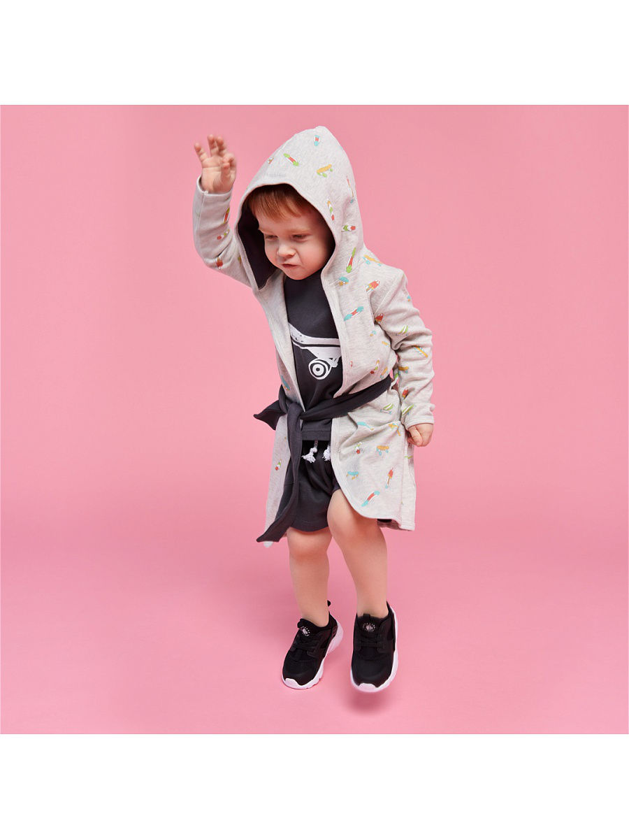 [Available with 10.11] Robe for boys