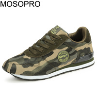 MOSOPRO Women Shoes Running Outdoor Sneakers Canvas Sports Shoes Woman Camouflage Sneakers Athletic Shoes Tennis Shoes FT03