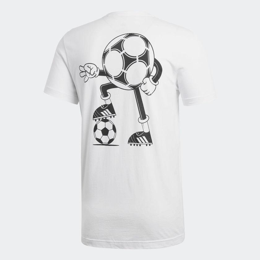 Male T-Shirt Adidas CW2103 sports and entertainment for men men s korean version flaming sports car printing pattern short sleeve t shirt grey size xl