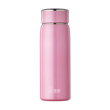 Ms. Portable Korea Fresh Art Insulation Cup Fashion Simple Stainless Steel Large Capacity Tea Cup