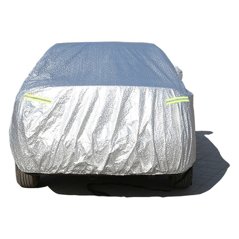 Image 5 - Side Door Open Car Covers For Toyota Yaris  Indoor Outdoor Waterproof Full Car Cover Sun UV Snow Dust Rain Resistant Protection-in Car Covers from Automobiles & Motorcycles