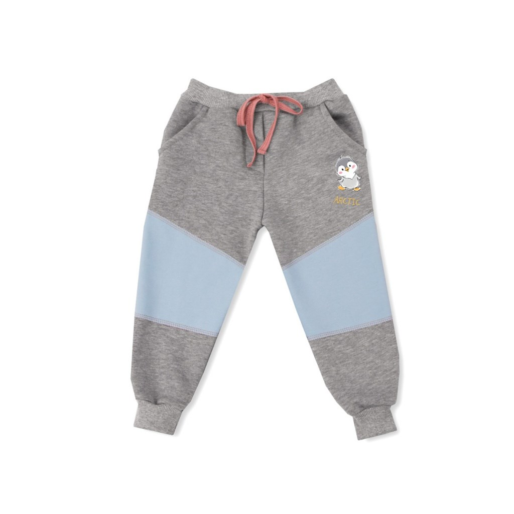 Basik Kids Pants sports with inserts gray melange kids clothes children clothing others cunningham sarah moor peter cutting edge 3rd ed advanced trb cd