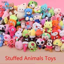 Hot Sale Toy Rabbit Elephant Dog Bear Stuffed Animals Plush Toys For Kids Girls Boys Birthday Christmas Suprise Gifts Wholesale(China)