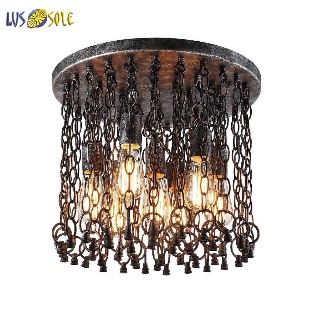 Фото - Chandeliers Lussole 99727 ceiling chandelier for living room to the bedroom indoor lighting modern nordic living room bedroom english letter hanging picture 2pcs