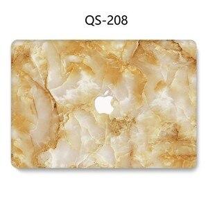 Image 3 - Funda para ordenador portátil para MacBook 13,3 de 15,4 pulgadas para Retina MacBook Air Pro 11 12 con teclado Protector de pantalla cove
