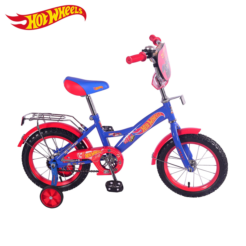 Bicycle HOT WHEELS 265210 bicycles teenager bike children for boys girls boy girl