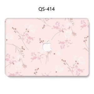 Image 2 - Für 2019 MacBook Air Pro Retina 11 12 13 15 Für Apple Neue Laptop Fall Tasche 13,3 15,6 Zoll Mit screen Protector Tastatur Cove tasche