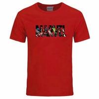 Marvel Short Sleeve T-shirt (23 Designs) 3
