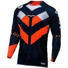 2018 Hot Sale Roupa Ciclismo New Downhill Ropa Seven Long Sleeve Moto Gp Mountain Bike Motocross Bmx Dh Cycling T-shirt Clothes