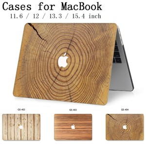 Image 1 - For MacBook Air Pro Retina 11 12 13 15 For 2019 Apple Laptop Case Bag 13.3 15.6 Inch With Screen Protector Keyboard Cove New Bag