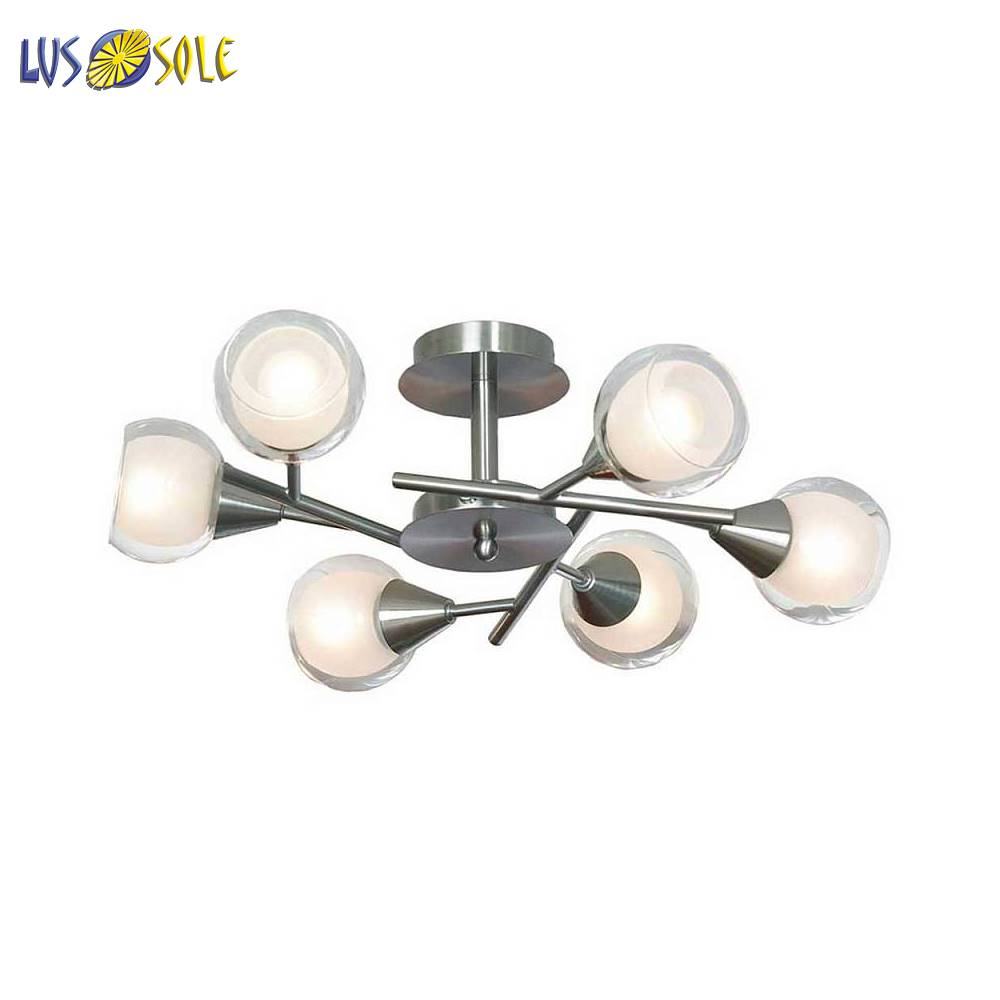 Chandeliers Lussole 39862 ceiling chandelier for living room to the bedroom indoor lighting chandeliers lussole 135097 ceiling chandelier for living room to the bedroom indoor lighting