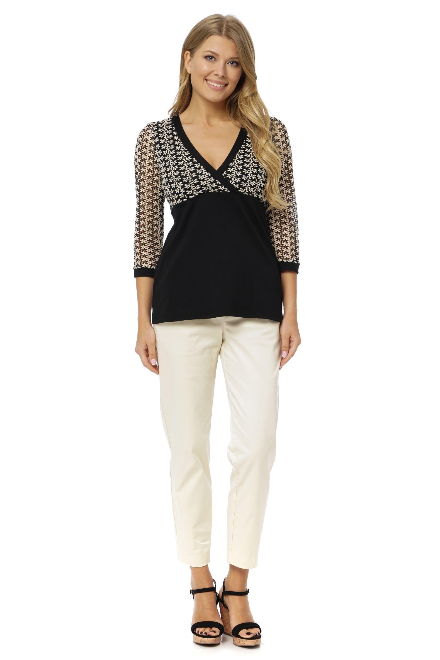 Blouses plus collar knot blouses