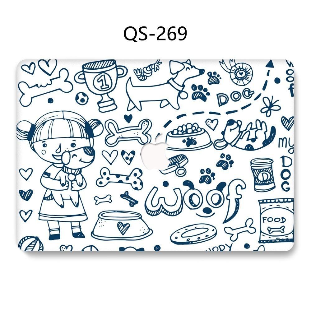 Image 4 - Новый чехол для ноутбука сумка для ноутбука рукав для MacBook Air Pro retina 11 12 13 15,4 13,3 дюймов с защитной клавиатурой-in Сумки и чехлы для ноутбука from Компьютер и офис
