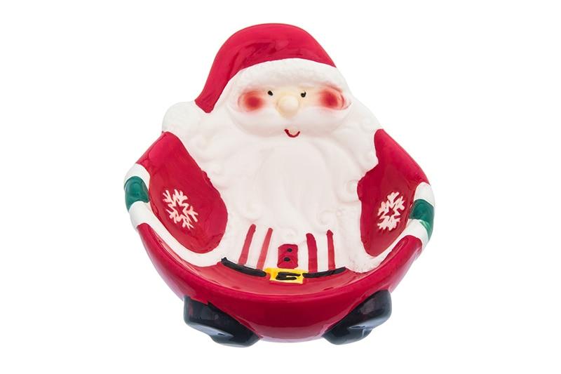 Available from 10.11 Salad bowl of 200 ml. Santa Claus Elan Gallery 380095 футболка print bar santa claus