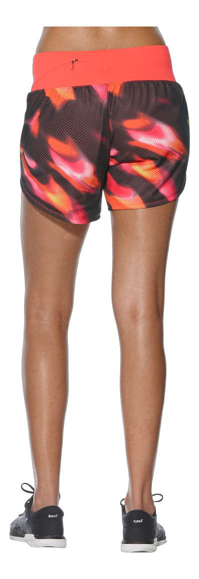 Shorts ASICS 141644-1112 sports and entertainment for women fbf005 female sports shorts