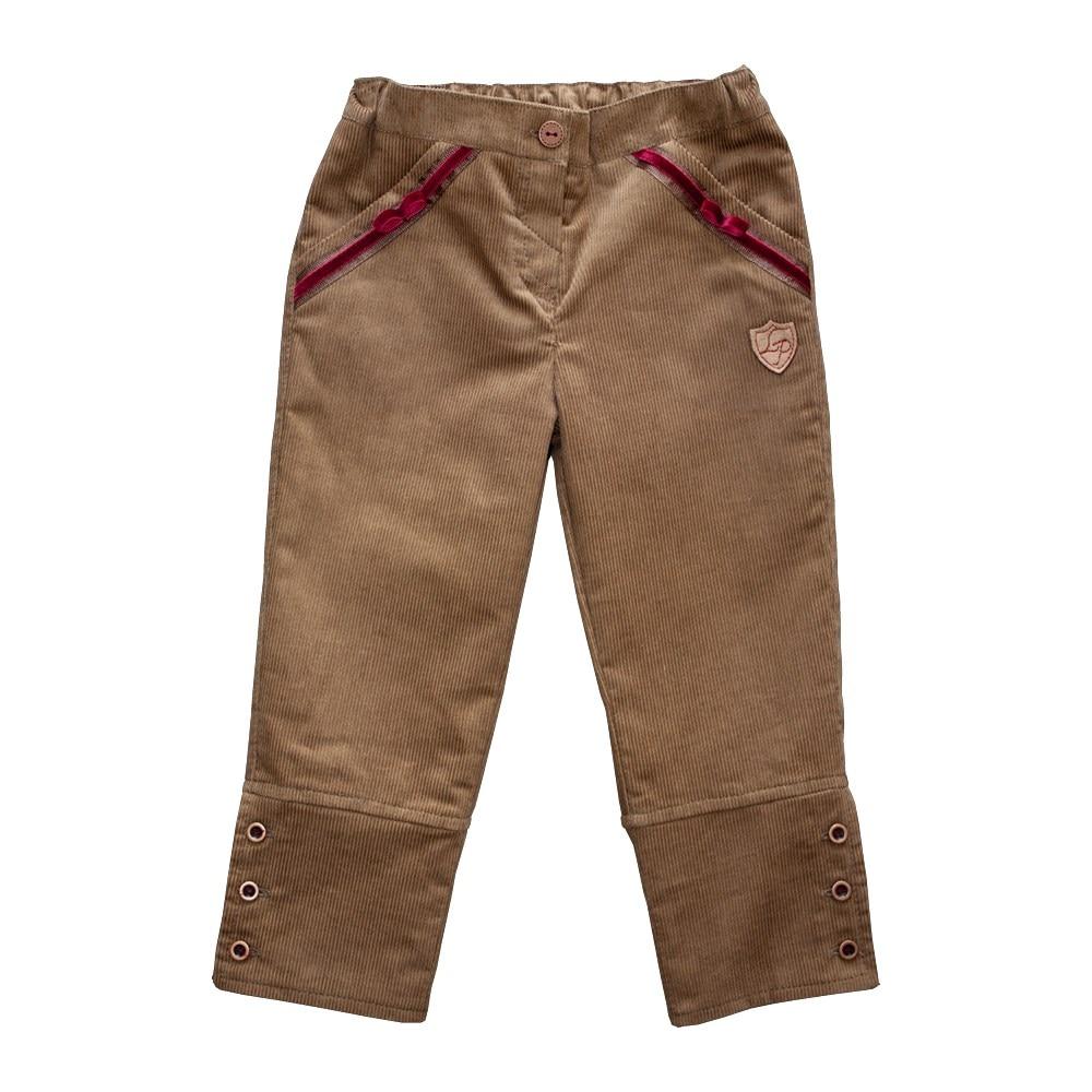 Little People 36112 pants corduroy M No. (086) corduroy overall dress