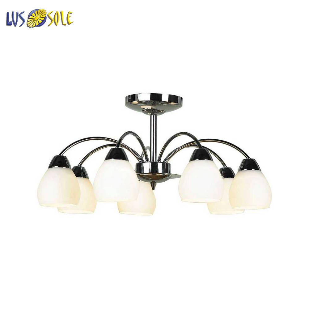 f05a10af9b Chandeliers Lussole 41956 ceiling chandelier for living room to the bedroom  indoor lighting