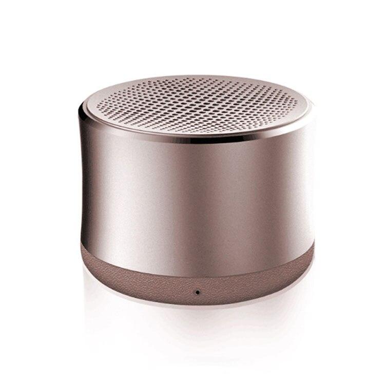 Colonne Soutien TF/AUX Sans Fil En Métal Haut-Parleur Haut-Parleur À Puce MP3 Ordinateur Colonne Boîtes