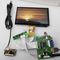 Monitor disp7 zoll touch display modul suite 1024X600 unterstützt Linux/android/win7810 stecker und spielen hd display DIY zubehör