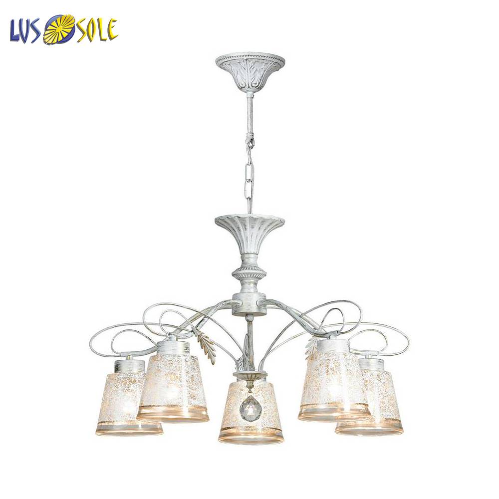 Chandeliers Lussole 128382 ceiling chandelier for living room to the bedroom indoor lighting jueja modern crystal chandeliers lighting led pendant lamp for foyer living room dining bedroom