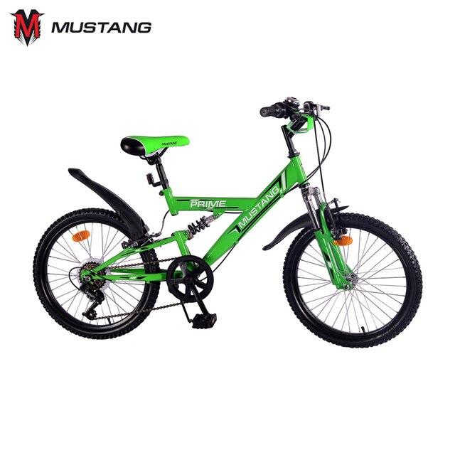 """Велосипед MUSTANG PRIME подростковый MTB """"20"""""""