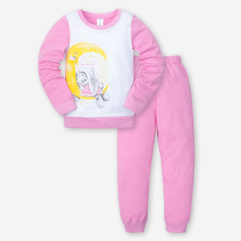 Jumper pants KAFTAN Sleeping Beauty 5 8 years 100% cotton turtleneck baby kaftan color sky blue 5 8 years