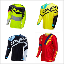 2018 Seven new style Quick dry 2017 New SEVEN Men DH MX Downhill motocross jersey motorcycle moto long sleeve off-road xs