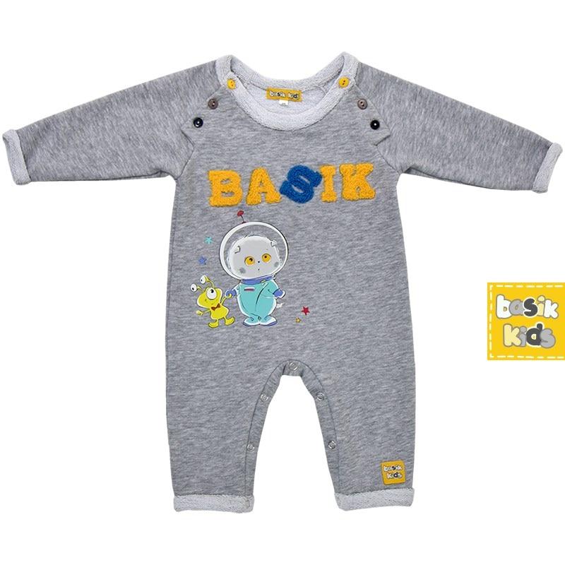 Jumpsuit gray melange kids clothes children clothing kids clothes children clothing jumpsuit gray melange