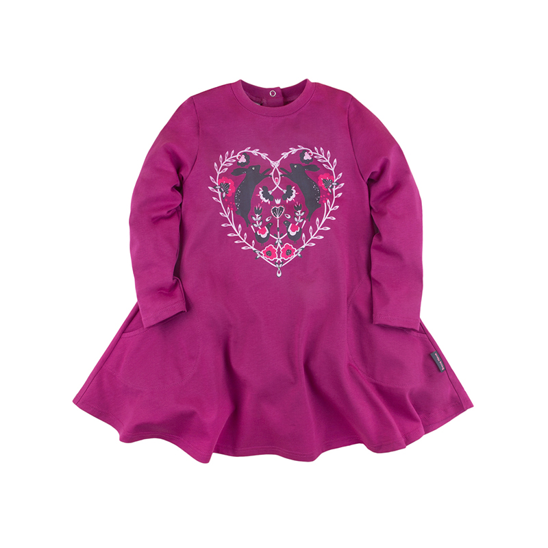 Children Girl's Dress Bossa Nova134B-161f Purple kid clothes children clothing панкова м а энциклопедия детских развлечений 6