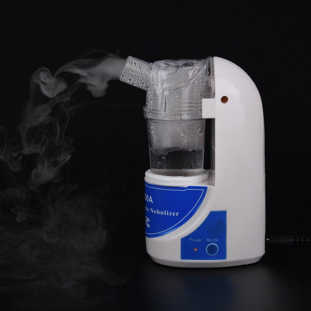 Mini Automizer Inhale Nebulizer Ultrasonic Nebulizer Spray Moisturizing Steamer Hydrating Skin Care Tool For Children Adult