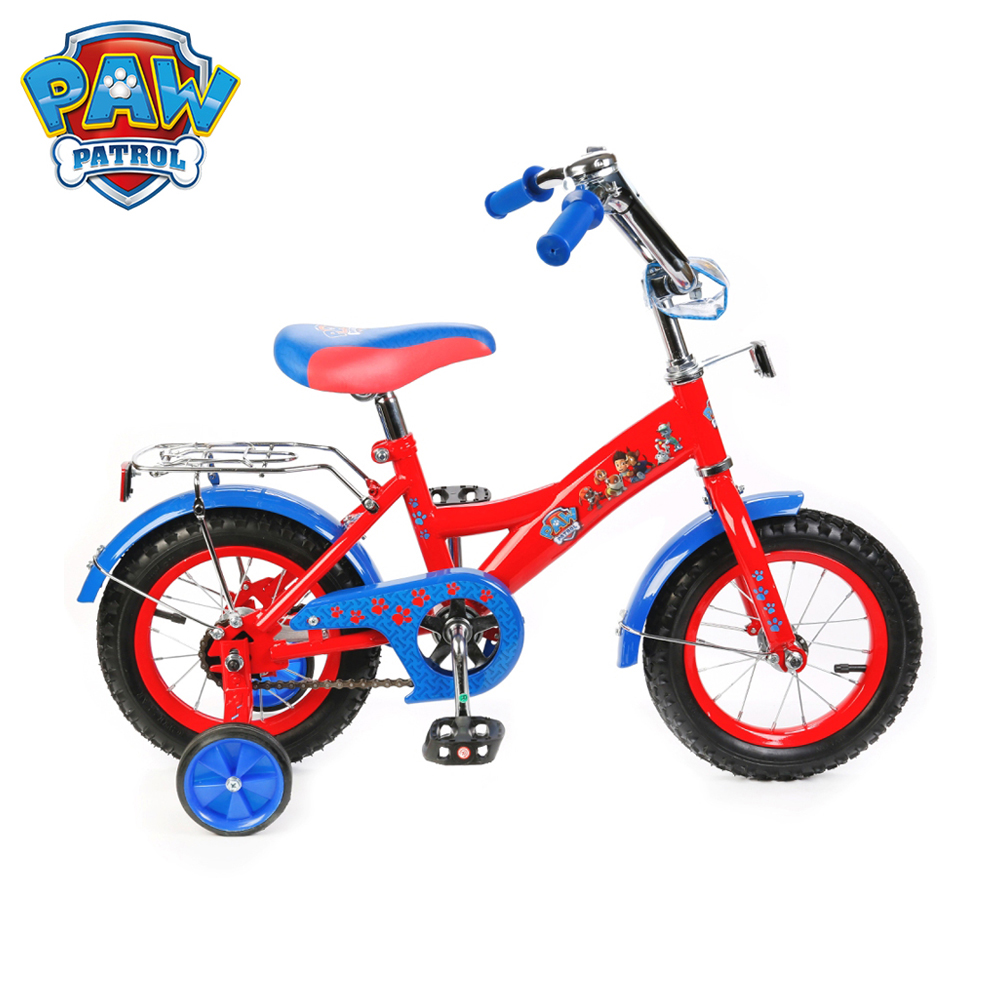 Bicycle PAW PATROL 239432 bicycles teenager bike children for boys girls boy girl ST12010-GW