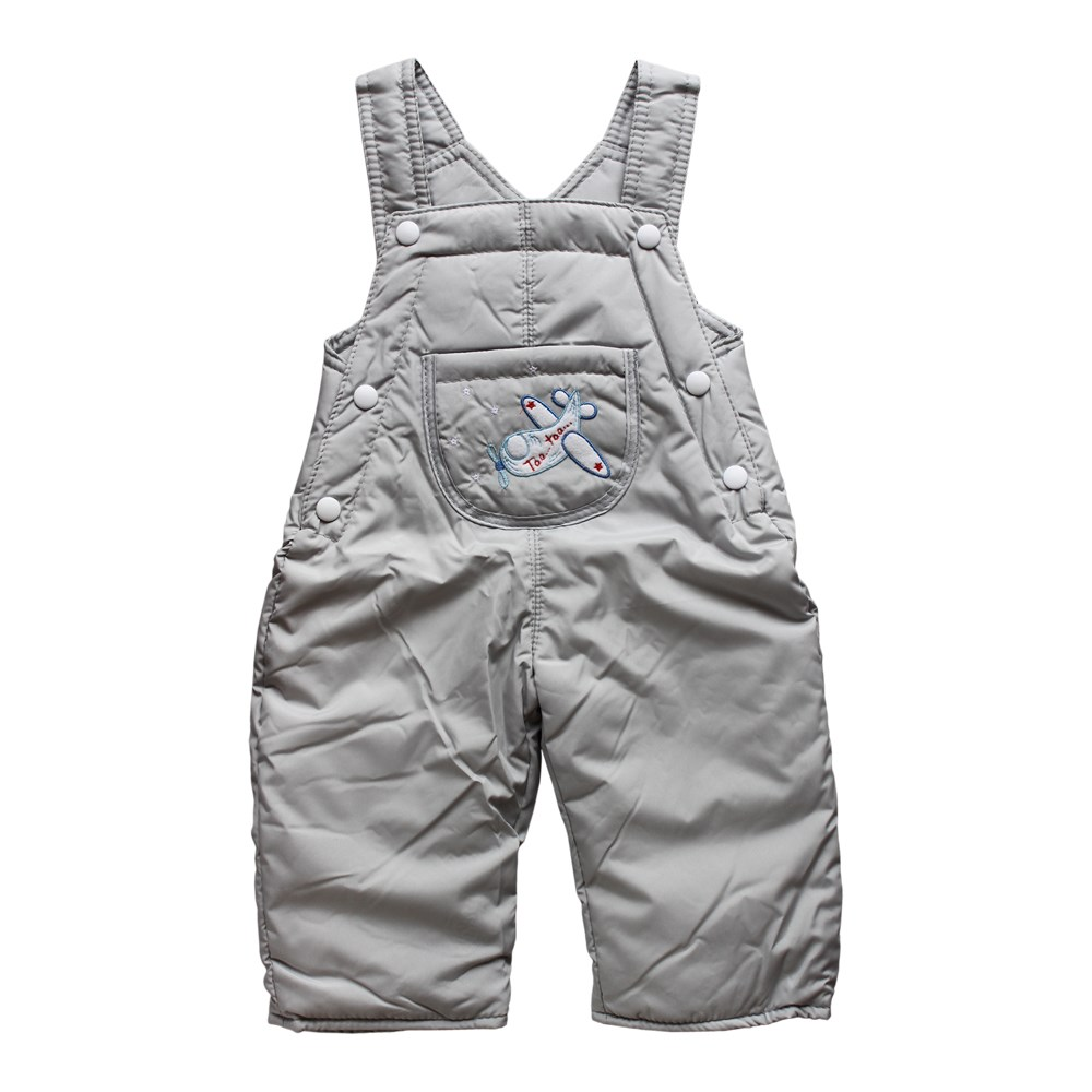 Little People 13190 Pants warm gray (074) cap double warm noryalli light gray