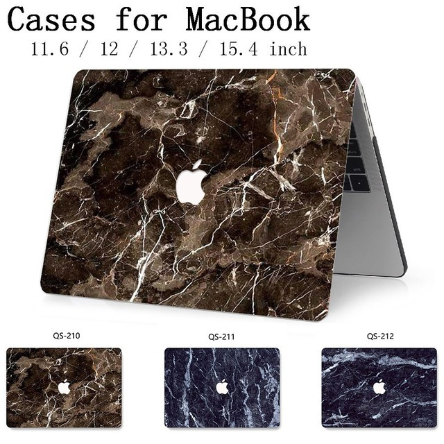 For Notebook Case Laptop Sleeve For Hot New MacBook Air Pro Retina 11 12 13 13.3 15.4 Inch With Screen Protector Keyboard Cove